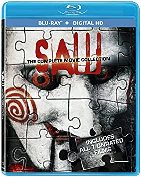 Saw: The Complete Movie Collection on Blu-ray