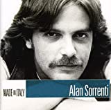 Made in Italy by Sorrenti, Alan [Music CD]