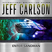 Enter Sandman (       UNABRIDGED) by Jeff Carlson Narrated by Chris Snelgrove