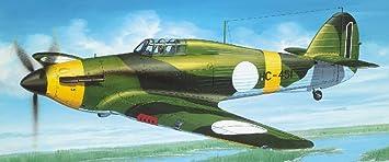 Maquette avion: Hurricane Finish AF
