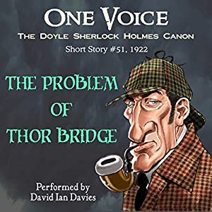 The Problem of Thor Bridge Audiobook