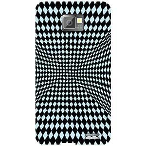 Samsung I9100 Galaxy S2 - Eye Catchy Phone Cover