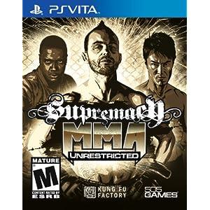 Supremacy MMA (PSVITA 輸入版 北米)