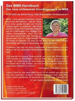 Das MMS-Handbuch: Gesundheit in eigener Verantwortung