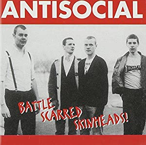 Battle Scarred Skinheads-Best
