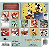 2014 Disney MICKEY MOUSE Wall Calendar