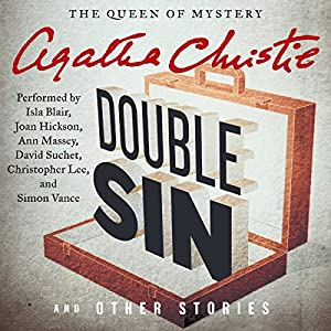 Double Sin and Other Stories Audiobook