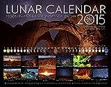 Lunar Calendar 2015 Moon Phases and Astronomy Wall Calendar