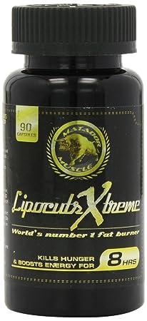 Matador Muscle Lipocuts Xtreme Fat Burner 90 Capsules