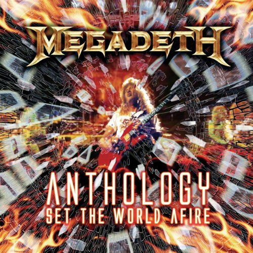 Anthology: Set the World Afire by Megadeth