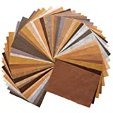 Mixed Brown 8.5x12 Inches Mulberry Paper Sheet Design Craft Hand Made Art Tissue Japan Origami Washi Wholesale Bulk Sale Unryu Suppliers Thailand Products Card Making 50 Sheets