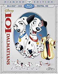 101 Dalmatians: Diamond Edition (2-Disc Blu-ray + DVD + Digital HD) by Walt Disney Studios