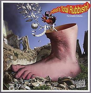 Monty Python's Total Rubbish [VINYL]