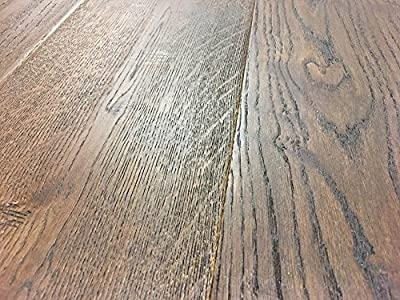 "Wide Plank 7 1/2"" x 5/8"" European French Oak (Colorado) Prefinished Engineered Wood Flooring Sample at Discount Prices by Hurst Hardwoods"