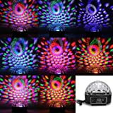 6-Color-Disco-DJ-Etapa-de-iluminacin-LED-RGB-digital-Crystal-Ball-Luz