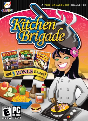 Egames Kitchen Brigade