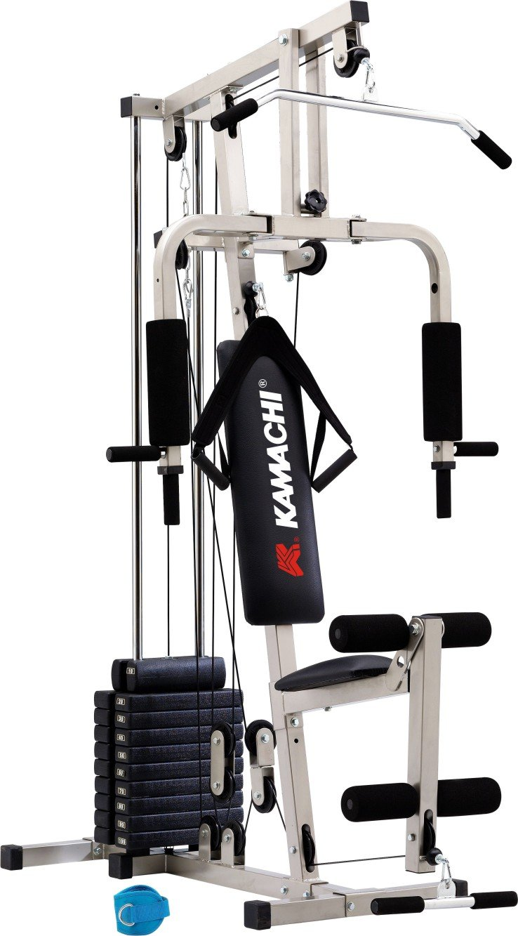 Home Gym Buy Kamachi Hg 33 Home Gym With Ab Exerciser Online At Low Prices