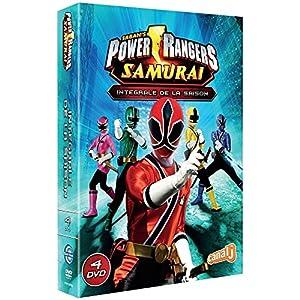 Power rangers samurai : intégrale - coffret 4 DVD