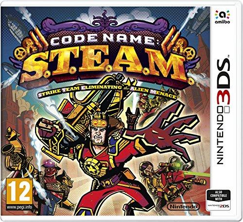 Code Name: STEAM (Nintendo 3DS)