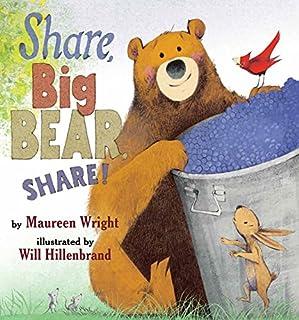 Book Cover: Share, Big Bear, Share!