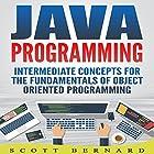 Java Programming: Intermediate Concepts for the Fundamentals of Object Oriented Programming Hörbuch von Scott Bernard Gesprochen von: Sean Posvistak