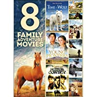 8-film Family Adventure from Echo Bridge Home Entertainment