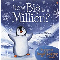 How Big Is A Million? (Picture Books)