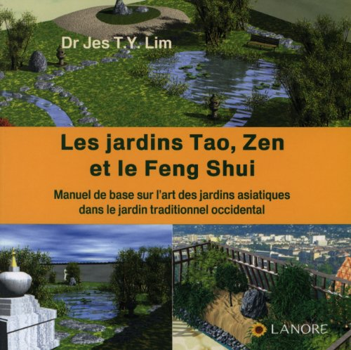 les jardins tao zen et le feng shui manuel de base sur l 39 art des jardins asia ebay. Black Bedroom Furniture Sets. Home Design Ideas