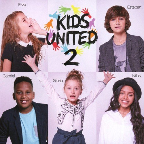 Kids United - Tout le bonheur du monde [avec Inaya]