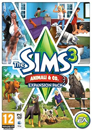 The Sims 3 Animali & Co - Expansion Pack