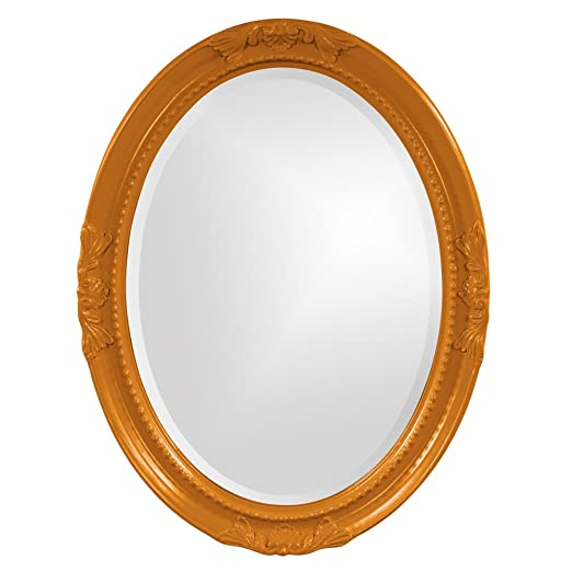 Howard Elliott 40101O Queen Ann Orange Mirror