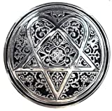 Buckle Heartagram, HIM Logo, Love Metal Belt Buckle