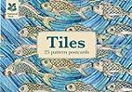 Tiles Postcard Book