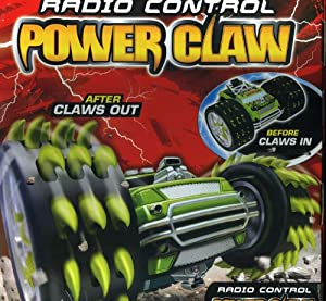 Jakks Pacific Fly Wheels - Radio Control Power Claw (Monster Truck)