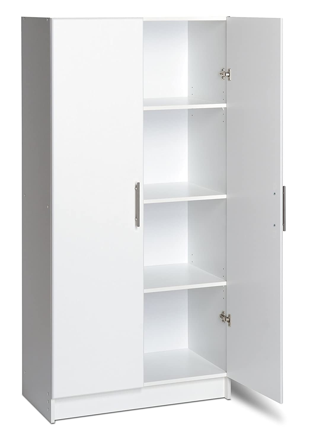 Prepac elite collection storage cabinet 16 x 32 x 65 inches1 fixed and