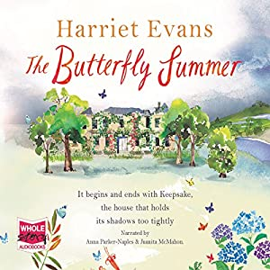 The Butterfly Summer Audiobook