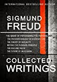 img - for Sigmund Freud Collected Writings: The Psychopathology of Everyday Life, The Theory of Sexuality, Beyond the Pleasure Principle, The Ego and the Id, The Future of an Illusion book / textbook / text book