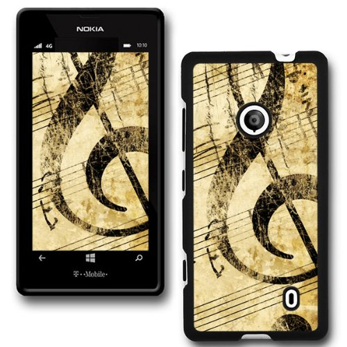 Design Collection Hard Phone Cover Case Protector For Nokia Lumia 520 521 #2585