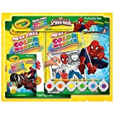 Crayola Color Wonder Spiderman Gift Set