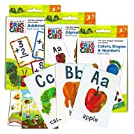 World of Eric Carle Flash Cards ~ ABC…
