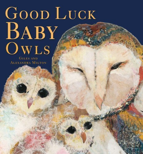 Good Luck Baby Owls by Milton, Giles (2012) Hardcover