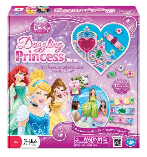 Disney Princess - Dazzling Princess Game - Jeu d'Action et Réflexion Version Anglaise (Import UK)