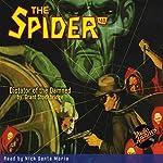 Spider #40, January 1937 | Grant Stockbridge, RadioArchives.com