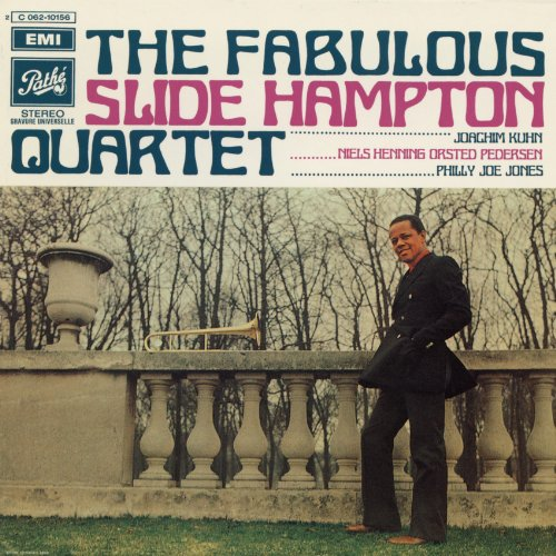Fabulous Slide Hampton Quartet by Slide Hampton