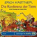 Die Konferenz der Tiere: Hörspielfassung von James Krüss Hörspiel von Erich Kästner Gesprochen von: Claus Wunderlich, Heinz Drache, Ullrich Haupt