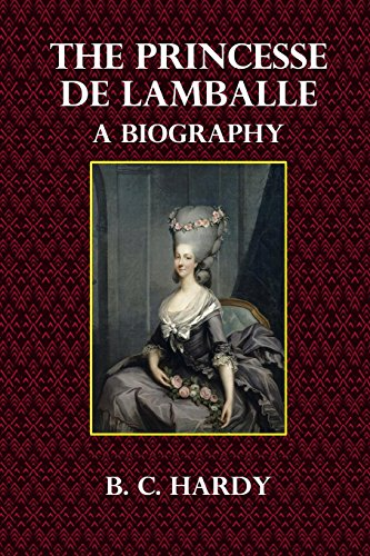 The Princesse de Lamballe: A Biography