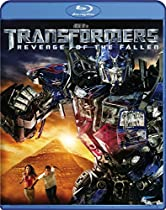 Transformers Revenge of the Fallen [Blu-ray]