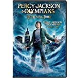 Percy Jackson & The Olympians: The Lightning Thief / Percy Jackson et les Olympiens : Le Voleur de foudre (Bilingual)by Logan Lerman