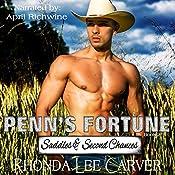 Penn's Fortune: Saddles & Second Chances, Book 2 | Rhonda Lee Carver