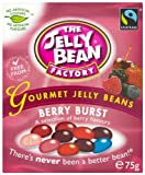 The Jelly Bean Factory Box of Gourmet Berry Burst Jelly Beans 75 g (Pack of 8)